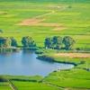 白竜湖(山形県南陽)