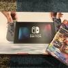 任天堂Switch買っちゃった。@サーフィン日記(2018/01/29・サンライズ・コシ前後・北東サイドオン強▽・cnt14)