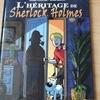 Les Aventures de Vick et Vicky   L'Héritage de Sherlock Holmes