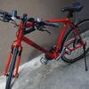 自転車買った