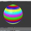 Blenderで頂点カラーをテクスチャにベイクする