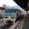 四国早廻り鉄道旅行4 夕方に四国の西端「宇和島」を出て、その日のうちに東端「徳島」へ。