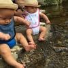 川遊びが子供の発達を促進させる