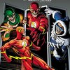 THE FLASH: MOVING RIGHT ALONG & BIRTH RIGHT (DC, 2001, #174-6)