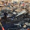メキシコ市近郊の花火市場で爆発、29人死亡