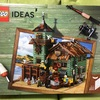 ついにゲット!!レゴアイデア つり具屋 #21310