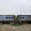 客室は鉄道の貨車 ワフ29500形式有蓋緩急車 高原で過ごしたゴールデンウィーク