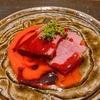 殿堂入りのお皿たち その554【おにく花柳さん の お肉】
