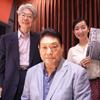 日曜(19日) TBSラジオ『嶌信彦 人生百景「志の人たち」』 ゲスト:増位山太志郎様(大相撲元大関・歌手)