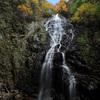 鳥取県 三滝渓 千丈滝、不動滝、白糸の滝