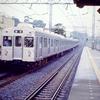 この1枚から 東急線に8000系がいた頃・1986年頃の多摩川園駅
