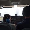 グァムで子供と一緒に飛行機を操縦しよう!
