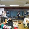 【大阪国際メディア図書館/写真表現大学】H30.6/23(土)震災復旧作業  ~よみがえる教室~