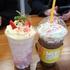 韓国グルメ旅行記12~安くて量たっぷりスムージーが美味しい「MEGACOFFEE」と日本人経営のパン屋さん「青い花」