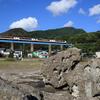 小入川橋梁と不思議な岩 2019北東北撮り鉄遠征⑪