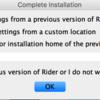 MacでもRiderを使って快適にXamarinで開発しよう!!