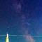 七夕のよるに天の川をベランダで撮影した話