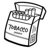 セミナー中にタバコが落ちててあわや誤飲。