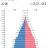 理想的な人口ピラミッドの第一志望受かったけどやっぱり日本死んじゃう...
