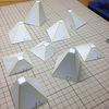 ポリゴン紙立体