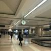 ヘレス空港到着