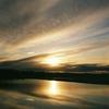 フイルム写真館 NIKON F4 ~その7『水面に映える』