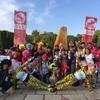 愛すべきラン馬鹿たちの集いし大阪マラソン!応援に行って来ました!