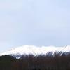 御嶽山(御岳山)の絶景撮影30・2020年4月7日①(雪景)