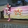 プリキュアショー!京都の映画村で見てきたので画像載せておきますね。