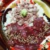 バル肉寿司@大井町【テイクアウト】(馬トロ&桜丼)