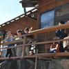 静岡市大沢地区「縁側カフェ」のフィールドワークを行いました!(その2)