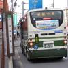 京都京阪バス小倉向島線10A・10B系統(近鉄小倉〜徳洲会病院)