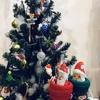 2018年クリスマス! サンタさんを迎える準備。