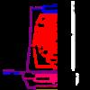 ダーレーアラビアン系のY染色体系統樹