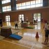 4年生:体育 跳び箱