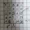 パズルの解法2