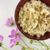 秋の味覚 松茸ご飯レシピ!カサと軸を分けて使うのがポイントです
