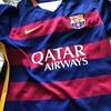 スペイン旅行記(12)FCバルセロナショップでお土産