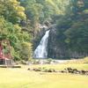 日本の滝百選「法体の滝」