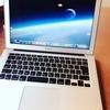 ブログを始めたらMacBook Airしか使わなくなった件〜購入からオススメアプリまで一気に紹介〜