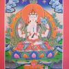 ネパールのパタンでよく見かける絵画~タンカ