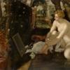 ティントレット 「スザンナの水浴」 人間を喰う巨人族