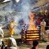 龍蔵寺 春の観音祭り・柴燈護摩供 (山口市)