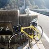 梶毛ダムと桜ケ峠で登坂 【自転車】