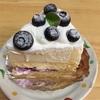 青柳のケーキとお菓子