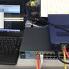 HP1810-24GとRTX1210でリンクアグリゲーション