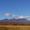 浅間山全景