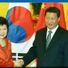 支那に化かされる韓国