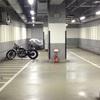 バイク駐輪場 六本木東京ミッドタウン