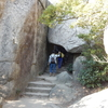 宮島・弥山 くぐり岩:廿日市